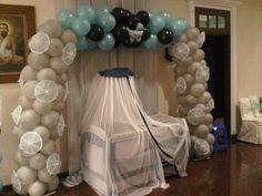 Dekorasi Balon Moment Kelahiran Bayi  Contact Order 085890997010 ( wA )