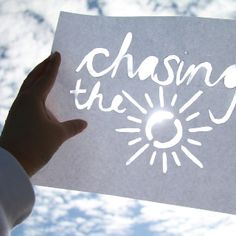 Chasing the sun  The sun symbol tattoo