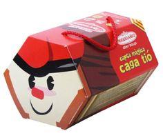 Caja Mágica Caga Tió con Chuches Sin Gluten - Miguelañez