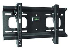 "cool Black Adjustable Tilt/Tilting Wall Mount Bracket for Emerson LC320EM2 32"" inch LCD HDTV TV/Television - For Sale Check more at http://shipperscentral.com/wp/product/black-adjustable-tilttilting-wall-mount-bracket-for-emerson-lc320em2-32-inch-lcd-hdtv-tvtelevision-for-sale/"
