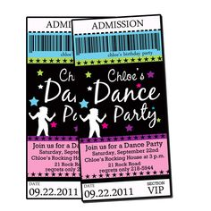 Vip Pass Invitations for awesome invitations sample