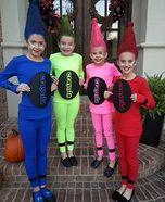 Homemade Costumes for Groups - Costume Works