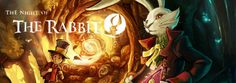 The Night of the Rabbit - http://games.tecnogaming.com/2013/06/the-night-of-the-rabbit/