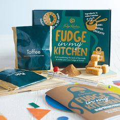 Fudge Making Kit from notonthehighstreet.com