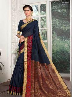 Weaving Silk Saris