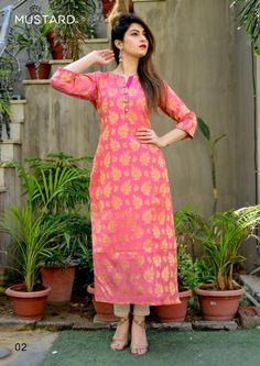 Specification : NAME :	Mustard Goldstar TOTAL DESIGN :	4 PER PIECE RATE :	 445/- FULL CATALOG RATE :	 1780/-+(5%GST) + Shipping Charge WEIGHT :	2 SIZE :	M | L | XL | XXL  Type :	Designer Kurtis MOQ :	Minimum 4 Pcs. Fabric :	Banarasi silk with cotton inner Latest Kurti Design HAPPY CHHATH PUJA PHOTO GALLERY  | 123GREETINGMESSAGE.NET  #EDUCRATSWEB 2020-03-19 123greetingmessage.net https://www.123greetingmessage.net/wp-content/uploads/2017/10/Chhath-Puja-Wallpaper.jpg