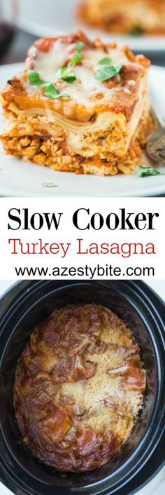 Slow Cooker Turkey L