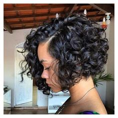 Synthetic Lace Front Curly Bob Protective Hair Styles In 2019 25 Short Bob Hairstyles For Black Women Short Curly Hair Short Bob Hairstyles For Black Women Shor Curly Weave Styles, Curly Hair Styles, Natural Hair Styles, Short Weave, Natural Wigs, Natural Curls, Short Styles, Bob Styles, Curly Bob Hairstyles