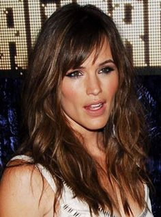 Thinking about getting this fringe!!  Bangs with long messy/textured hair