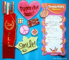 Lastly, add some finishing touches with as much DIY bling as you like. | 23 Ways To Have The Coolest Locker In School