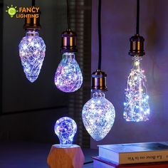 Item Type: LED BulbsVoltage: of LED Chip: 3 pcsCertification: CE,RoHSLed Bulb Type: Bubble Ball BulbBeam Angle(°): Chip Model: High PowerColor Temperature: living roomLuminous Flux: Up to 249 LumensBase Type: Tolerance: Life (hrs): Winebottle, Living Room Bedroom, Bedroom Decor, Sky Lamp, String Lights, Ceiling Lights, Pendant Lamp, Home And Living, Light Bulb, Strawberry