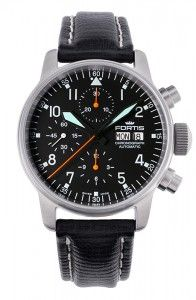 Fortis Flieger Classic Chronograph