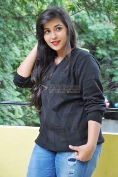 Komali Tollywood Heroine New Stills. Komali Image Gallery. Komali hot in Black shirt and in blue jeans. Komali new photo stills
