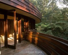 Ambience Images | Robert Llewellyn Wright House, Bethesda, Maryland, 1953.