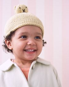 How to make this adorable animal hat! Sweet