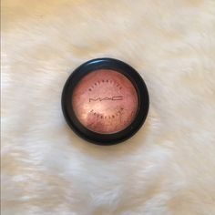 Mac stereo rose mineralize Limited edition!!! Authentic Mac mineralize color stereo rose !! New mercari available !!' 😍😍😍 no box MAC Cosmetics Makeup Face Powder
