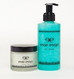 The Basics! The most loved Evie Evan Cleanser and Moisture Creme are now paired up in a fabulous special.