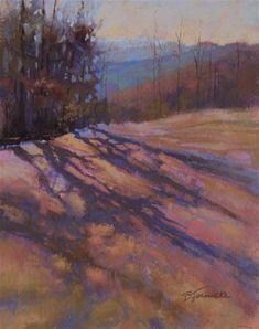 """The Mountains Are Calling"" - Original Fine Art for Sale - © Barbara Jaenicke"