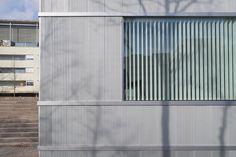 Gallery of St Jacques de la Lande Town Hall / LAN Architecture - 31