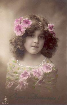 Vintage Photo Postcard