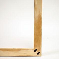 Custom Sized Stretcher Bars