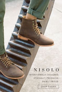 a505f128cb4c8 Get 20% off your first pair of Nisolos. Use the code NISOLOMENS at checkout