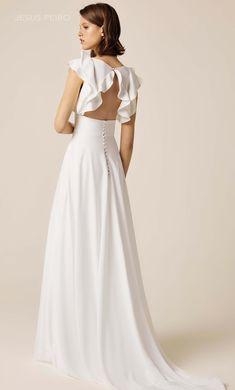 Vestido novia Jesús Peiró Ref.940