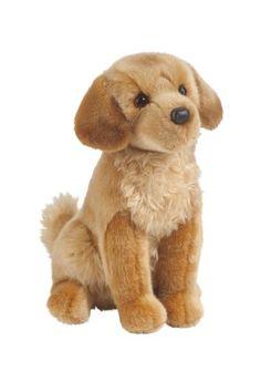 "Cooper Golden Retriever Sitting 12"" by Douglas Cuddle Toys Douglas Cuddle Toys http://www.amazon.com/dp/B007N6LT7C/ref=cm_sw_r_pi_dp_wv15tb1DS6NY3"