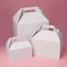 Gable Boxes | Gable Gift Boxes | Favor Boxes