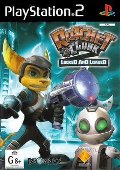 Ratchet & Clank: Locked and Loaded [PAL Australia]