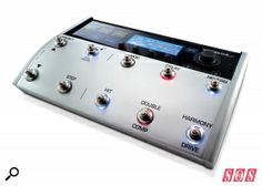 the brand new TC Halicon Voicelive 3 vocal looper, reviewed and tested by Sound on Sound.