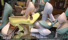 Eye Candy #349 - Miu Miu Spring 2014 Shoes on Display inParis - Miu Miu Addict - Miu Miu Addict