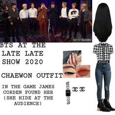 Kpop Fashion Outfits, Ulzzang Fashion, Korean Fashion, Other Outfits, Stage Outfits, Girl Outfits, Fanfic Exo, K Pop, Bts Clothing