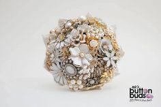 #broochbouquet #brooch  #bouquet #white #gold  #silver  #sparkles #alternative #wedding #bride #instaweddings #handmade #love www.nicsbuttonbuds.com.au www.facebook.com/nicsbuttonbuds www.pinterest.com/nicsbuttonbuds www.instagram.com/nicsbuttonbuds www.twitter.com/nicsbuttonbuds