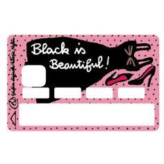 sticker-cb-carte-bleue-valerie-nylin-black-is-beautiful
