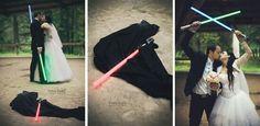 Star Wars wedding Slafko & Nika #starwars #wedding