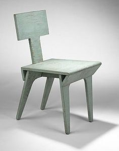 Nathan Lerner, Chair for Popular Home, 1940s.