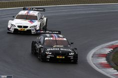 Nurburgring DTM:  Farfus runner up to claim podium for BMW, Tomczyk bags his first points of the season