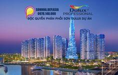 dulux professional - sơn chuyên nghiệp dành cho các dự án lớn!