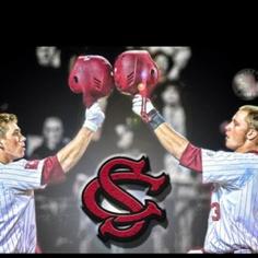 #gamecocks  South Carolina Baseball