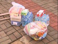G1 - Saiba como enviar doações para as vítimas do tornado em Xanxerê - notícias em Santa Catarina