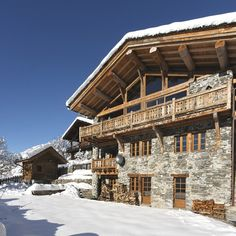 Spectacular Chalet in the French Alps-SR