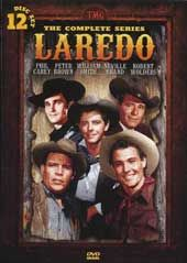 Laredo : OLDIES.com - TV Shows on DVD, By Decade, TV Series, Classic TV Shows
