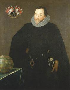 Sir Francis Drake, Vice Admiral (1540 – 27 January 1596), was an English sea captain, privateer, navigator, slaver and politician of the Elizabethan era.