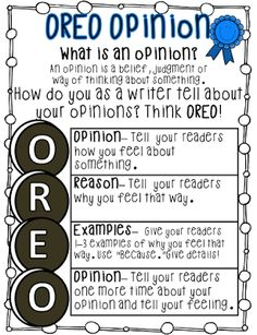 Welcome 2015 and....Opinion Writing | First Grade Wow | Bloglovin'