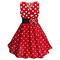 Minnie Mouse Sleeveless Dress for Women maybe for dapper day...