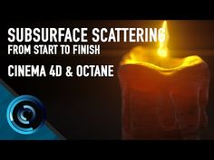 Working With Subsurface Scattering With Octane for Cinema 4D - Lesterbanks