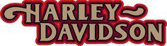 Harley Davidson Dyna Tank decal