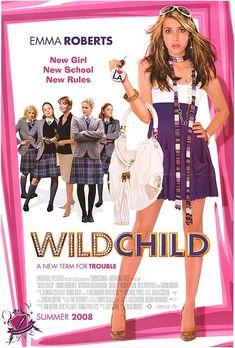 Wild Child | Poster