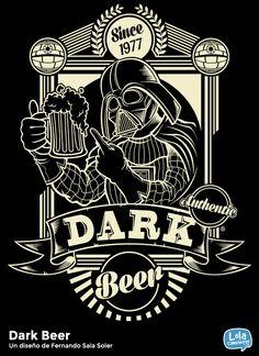 Dark Beer | Design by Fernando Sala Soler